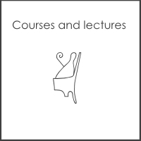 Courses and lectures