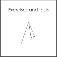 Exercises and tests